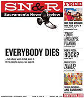 Everybody dies cover