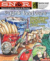 junk food wars cover