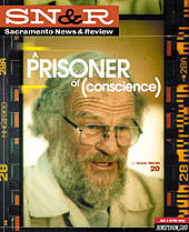 prisoner of conscience cover